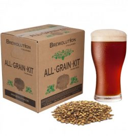 All-grain kits til hjemmebryg