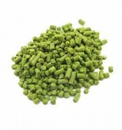 Columbus, USA – 13-18% alpha, 100 g pellets