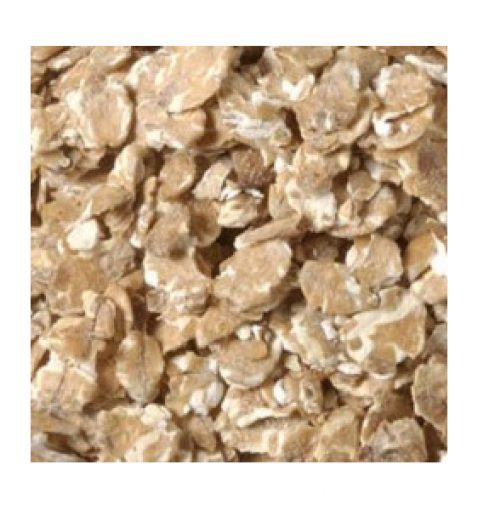 Wheat malt flakes EBC 3-7