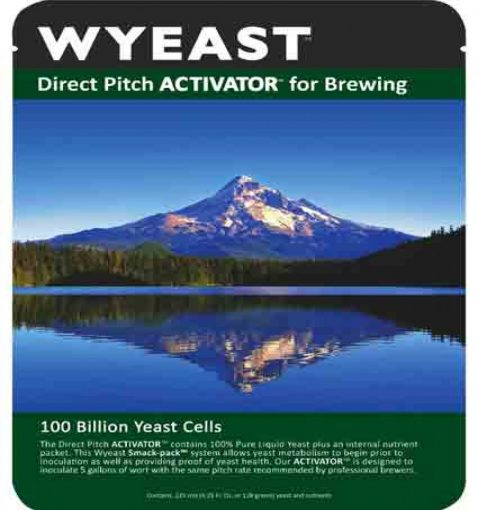 Wyeast Trapist High gravity 3787
