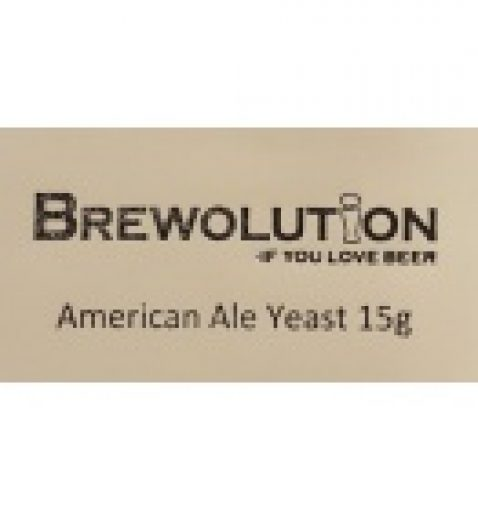 Brewolution American Ale Yeast 15 g