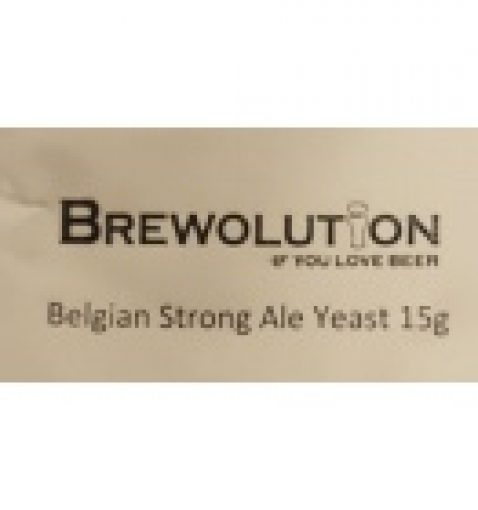 Brewolution Belgian Strong Ale Yeast 15 g